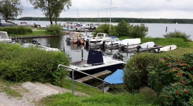Wandern um den Schweriner See  (1. Teil)