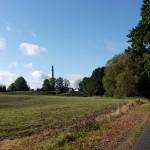 Schweriner See - Radweg nach Rampe