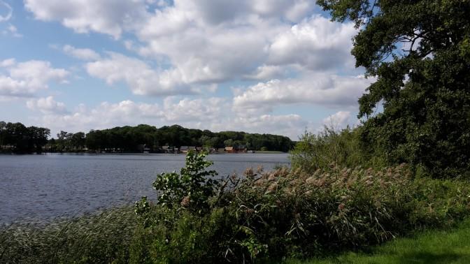 Schweriner See - Rampe