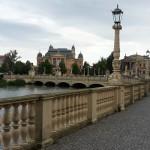 Schweriner Schloss - Brücke