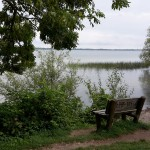 Schweriner See kurz vor Lübstorf
