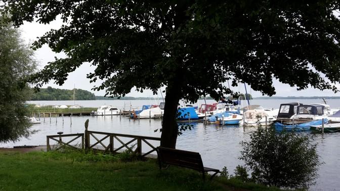 Schweriner See - Marina Lübstorf