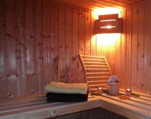 Saunabesuch gegen Herbstdepressionen (Foto: copyright Espressolia/pixelio.de)