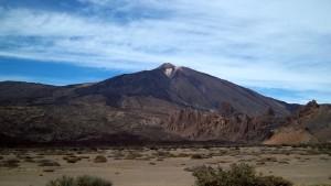Blick auf den El Teide